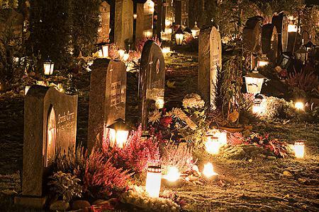 todos los santos cementerio