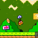 Juego de disparos Mario