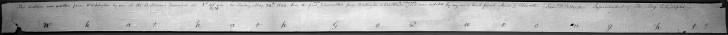 primer telegrama