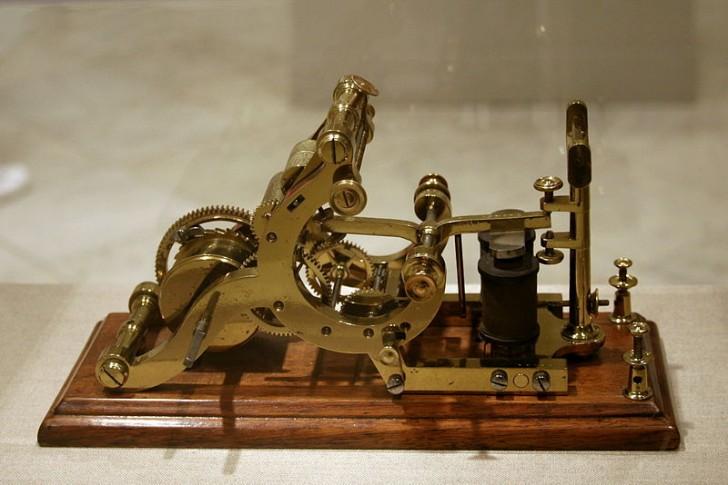 receptor telegrafos automatico