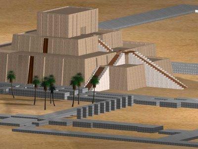 templo sumerio
