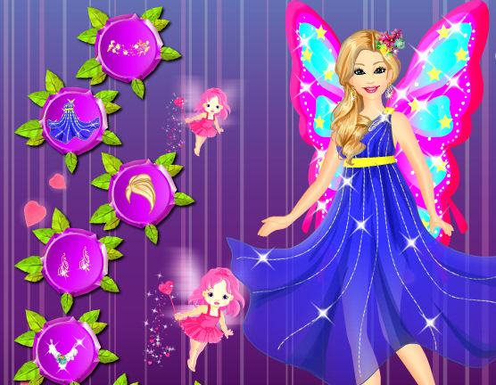 Juego Ever After High hada Barbie