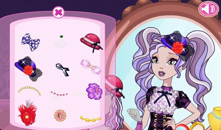 Juego maquillar Kitty Cheshire