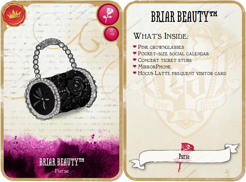 bolso briar beauty