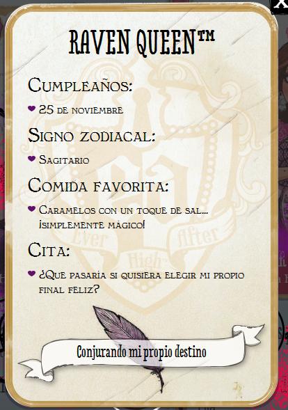 carta raven queen