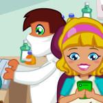 Juego con el cirujano dental
