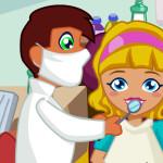 Juego en el consultorio del dentista