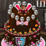 Juego de decorar pasteles terroríficos