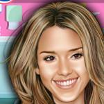 Juego con el dentista de Jessica Alba