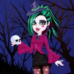 Juego de disfraces para Halloween