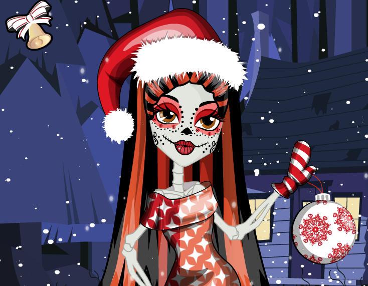 juego-fiesta-navidad-skelita