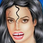 Juego con el medico dentista de Michael