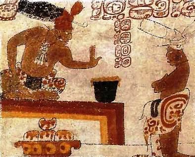 mayas agricultura