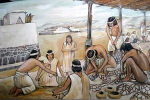 mayas economia