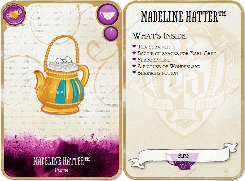 tetera madeline hatter