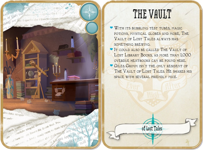 vault cripta