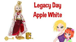 vestidos Apple White