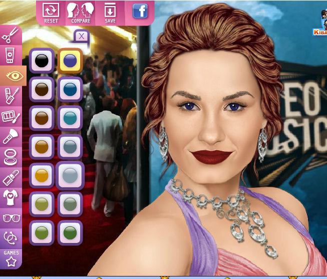 juego Demi Lovato