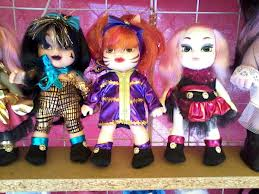 juego bebes Monster High