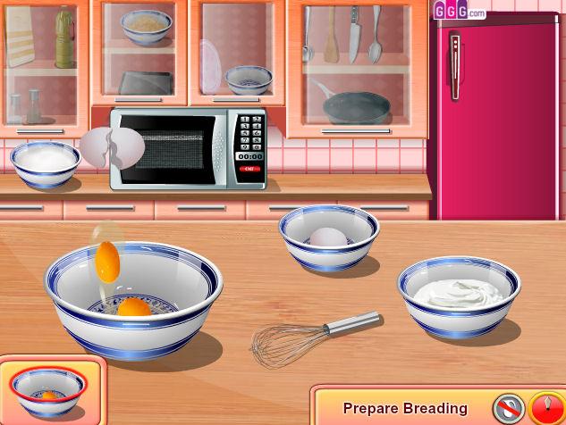 juego cocinar pollo