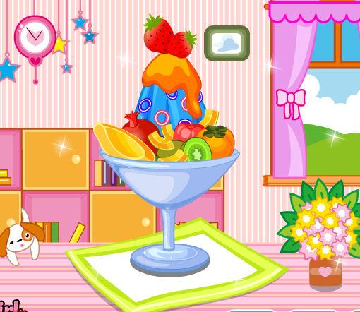 juego copas helados