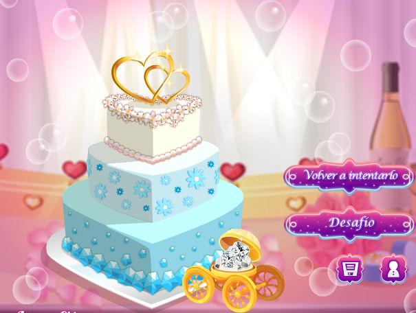 juego de tortas