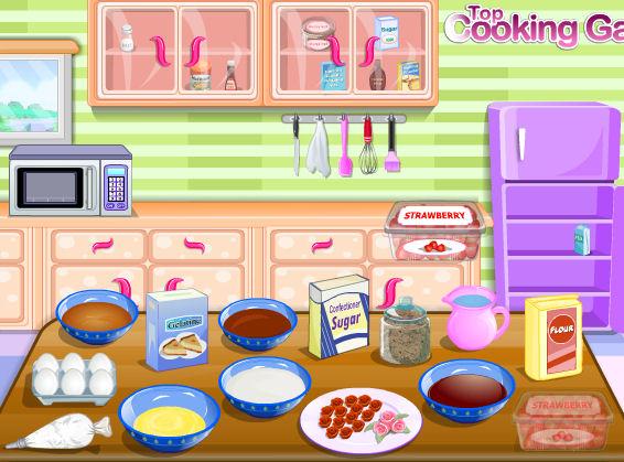 Los mejores juegos de cocina y pastelera gratis para - Juefos de cocina ...