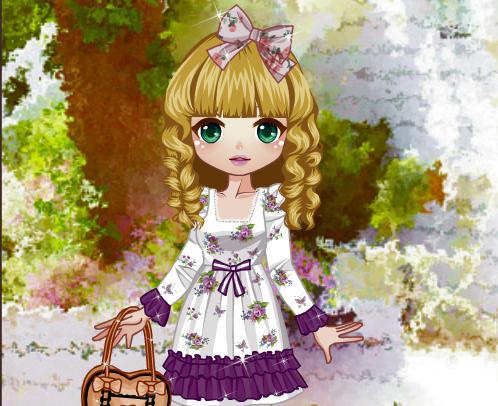 juego-maquillaje-vestidos-lolita