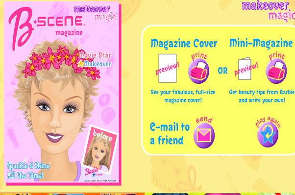 juego peluqueria barbie