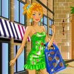 Juego de vestidos y moda