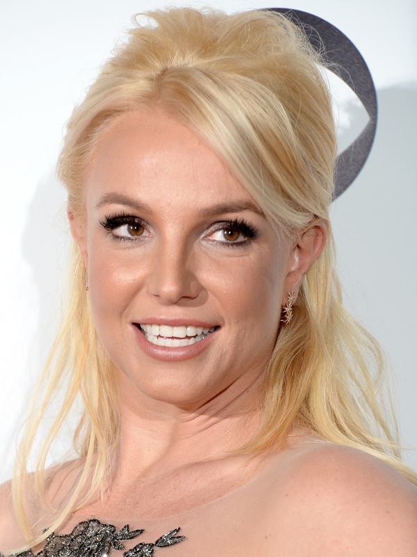 Britney Spears People Choice Awards 2014