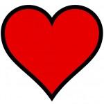¿De dónde proviene el símbolo del corazón?
