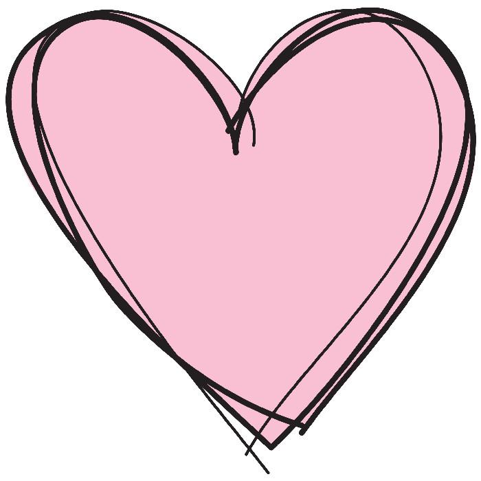 corazon dibujo