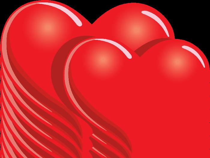 corazon enamorados