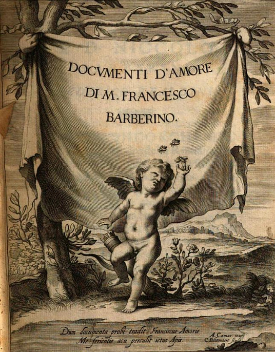 francesco barberino documenti amore