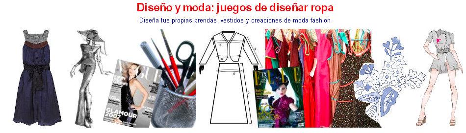 juegos diseño moda
