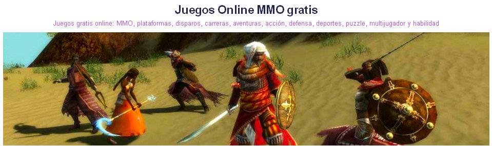 juegos online mmo