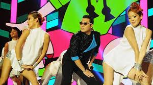 juegos vestir Gangnam