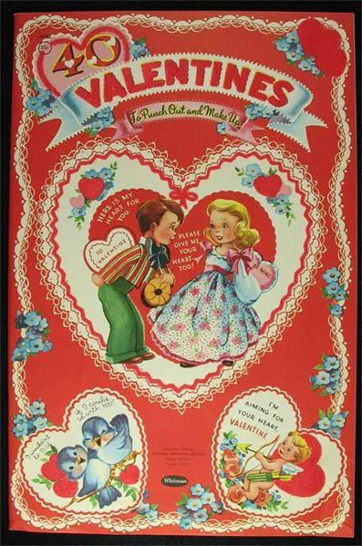 libro san valentin 1940