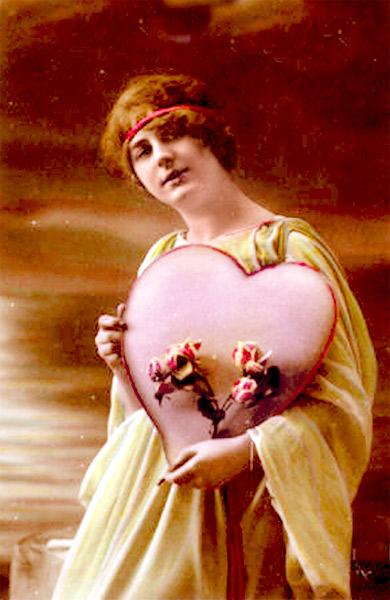 postal san valentin 1910
