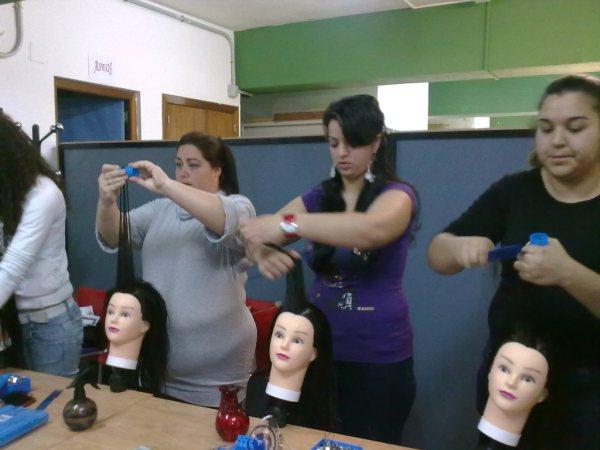 escuela peluqueria