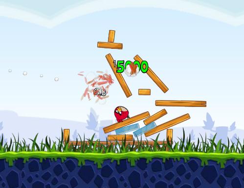 juego angry bird