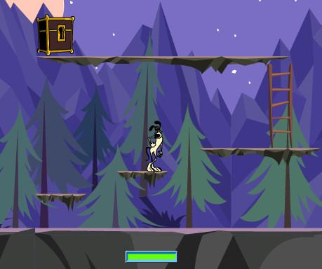 juego perro heroe