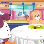Juego con el dentista de mascotas