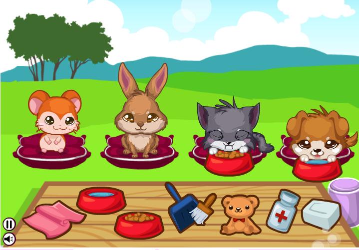 juegos animalitos