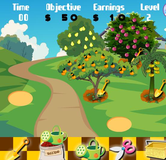juegos de plantar