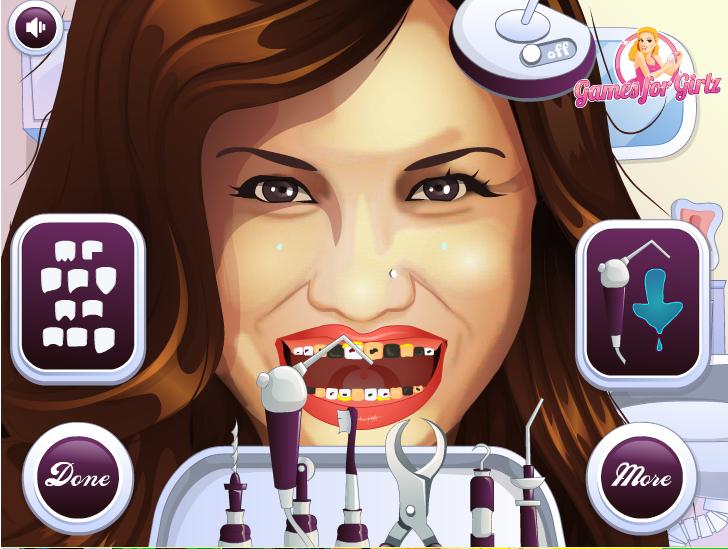 juegos dentistas