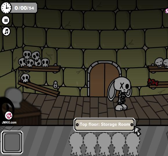 juegos esqueleto