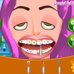 Juego con el medico dentista de Rapunzel