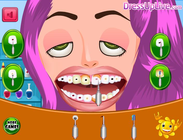 juegos limpieza dientes